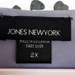 Jones New York Intimates & Sleepwear - Jones New York Lavender Sleep Shirt Size 2X